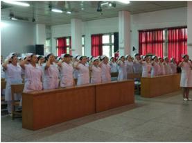 护理部对新进护士开展岗前集中培训