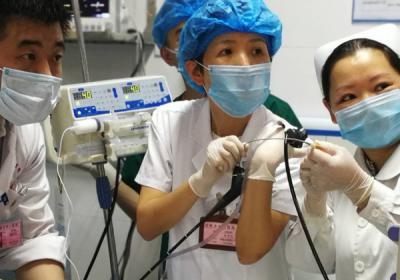 我院呼吸内科成功抢救一名复杂气道异物患者